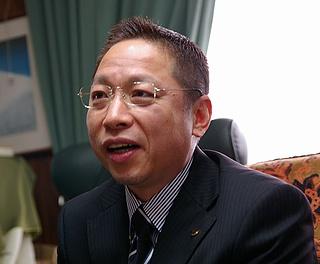 ㈲大永商店 大沼賢治取締役副社長