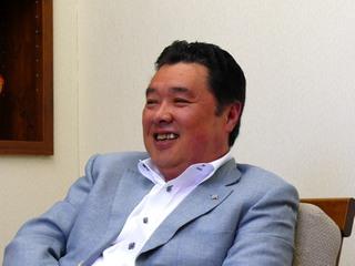 スポーツランドSUGO 上川社長