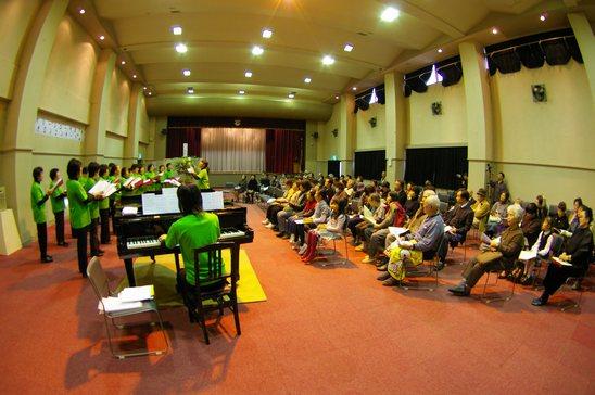グリーンコーラス サロンコンサート03